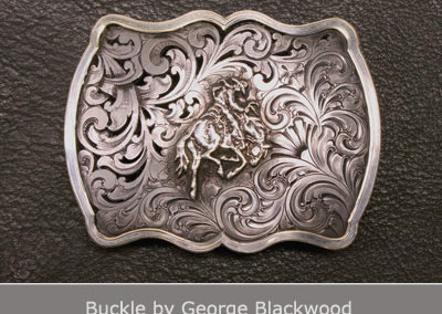 Buckle by George Blackwood