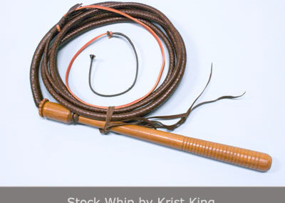 Stock Whip by Krist King