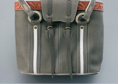 Wrango Chap Bag by Tuffy Flager