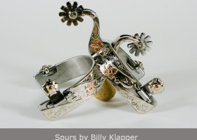 Spurs by Billy Klapper
