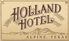 Holland Hotel Logo