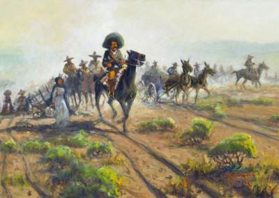 Pancho Villa e Los Revolucionarios by Mike Capron