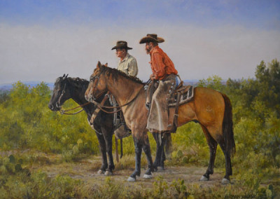 SOLD What's The Holdup by Herman Walker