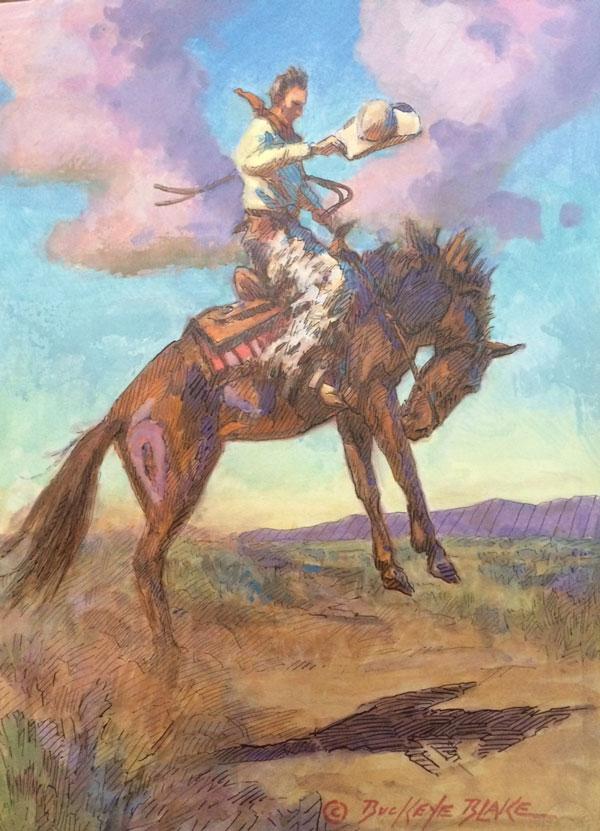 Hat Dance by Buckeye Blake