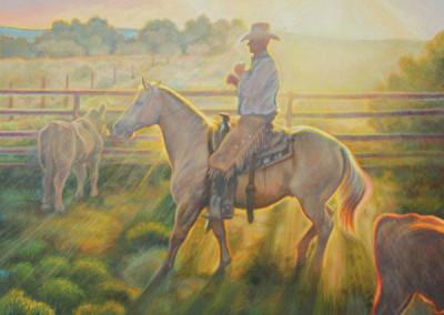 Daywork at Daybreak by K.W. Whitley
