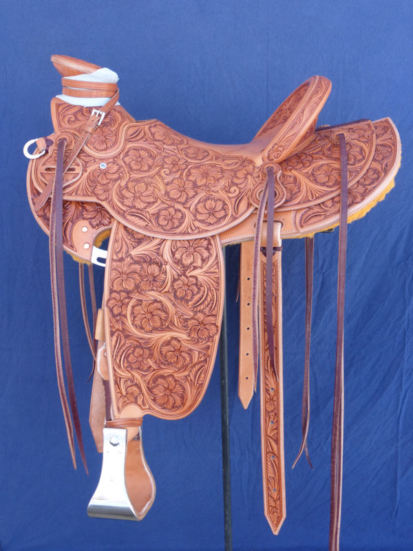Saddle by Paul Van Dyke