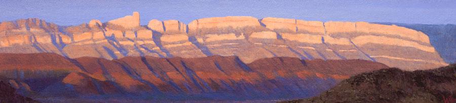 Sierra del Carmen by Chase Almond