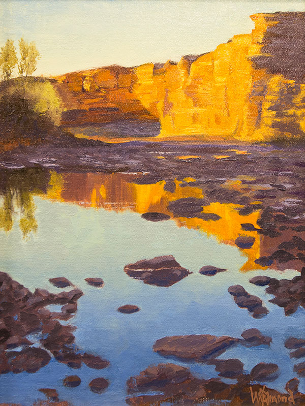 Terlingua Creek by Chase Almond