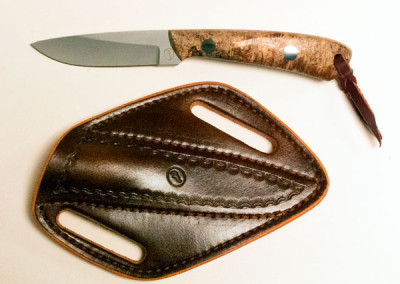1907 Workline Knife by Ruben Ramos