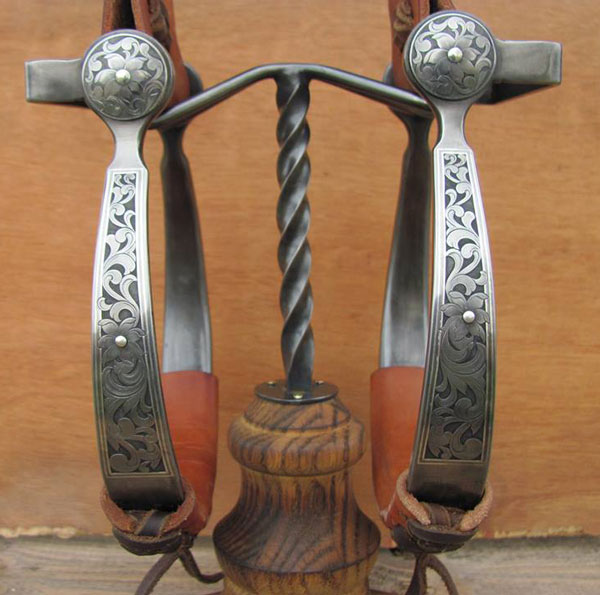 Oxbow Stirrups by H.M. Wells