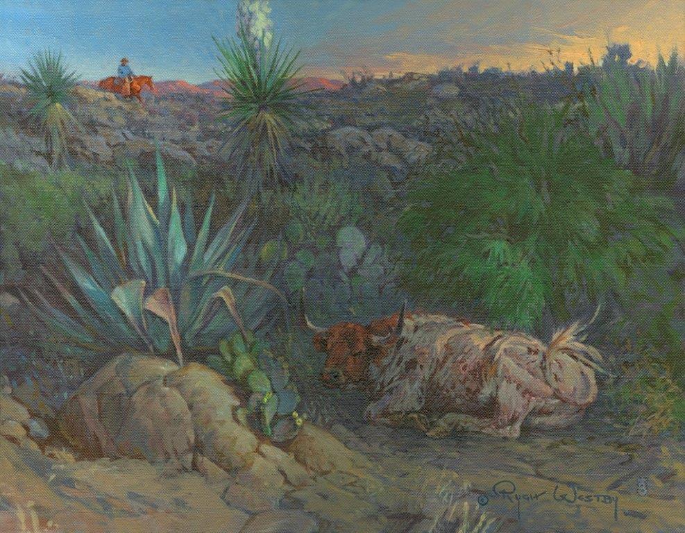 Genuine Steer Hide by Rygh Westby