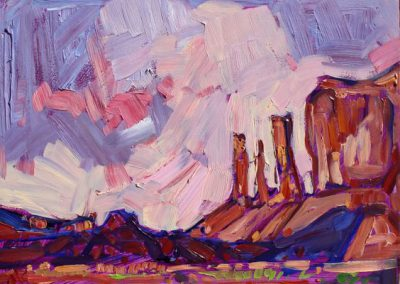 Arches National Park, Utah by Erin Hanson