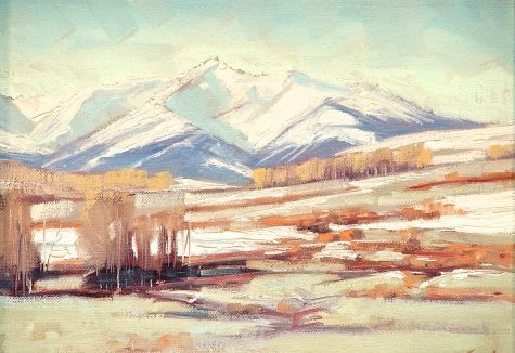 Spring Comes to the Rockies by George Coll