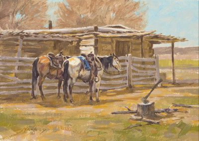 El Rancho by Kim Mackey