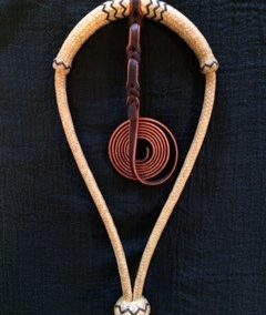 Center Tie Underbridle by Ben Tolley