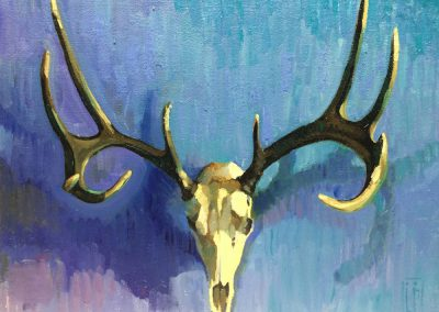 Whitetail by Lauren Pomatto