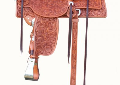 Saddle by Marc Brogger
