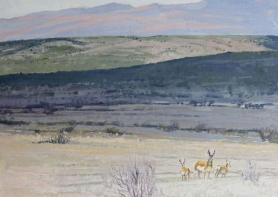 Somewhere Near Marfa by Tom Paulson – SOLD
