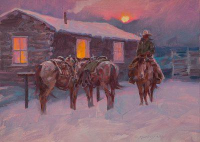 Fire and Ice by Kim Mackey