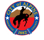 city of alpine seal
