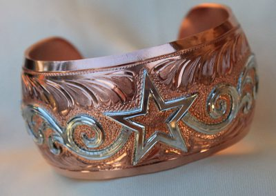 Cuff Bracelet by Baru Forell