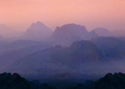 Dawn Beyond the Rio Grande