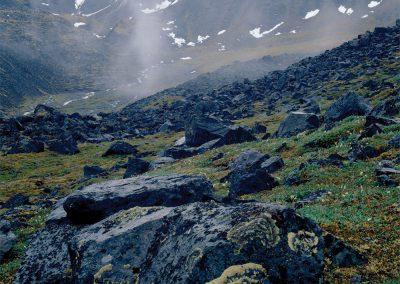 Cloud Wraiths, North Slope Tundra, Brooks Range, Alaska