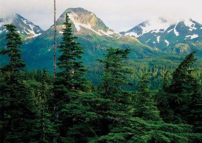 Coastal Peaks, Chugach Mountains, Cordova, Alaska