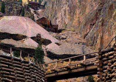 Willow Creek Silver Mines, San Juan Mountains, Creede, Colorado