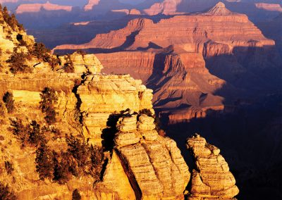 South Rim Sunrise, Grand Canyon, Colorado River, Arizona