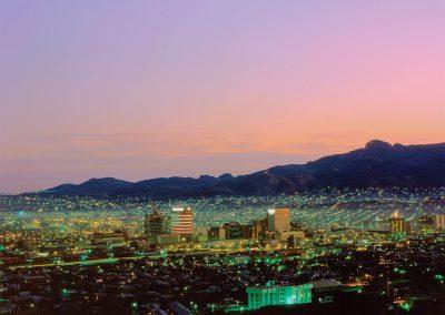 El Paso, Rio Grande Valley, Juarez, Monte Cristo Rey, Texas-Mexico