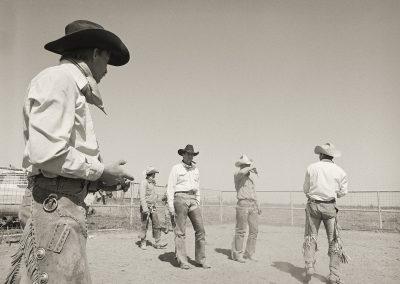 Five Cowboys by Ashton Thornhill