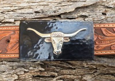 Box Buckle by Michael Pardue
