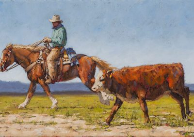 My Money's on the Cowboy by Nathan Solano