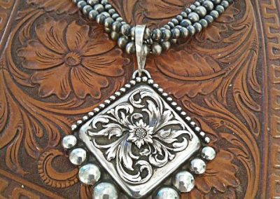 Necklace & Pendant by Shawn Didyoung – SOLD