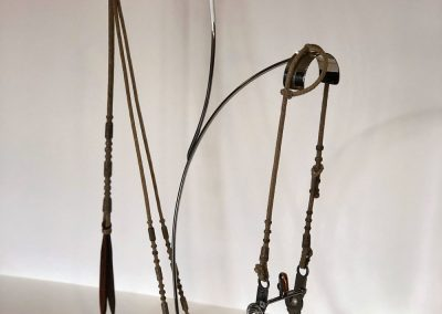 Miniature Bridle Set by Thor Peterson & Graeme Quisenberry
