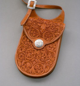 Shoulder or Saddle Bag by Cary Schwarz