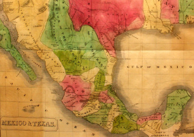 Mexico and Texas, John Milton Niles, 1837