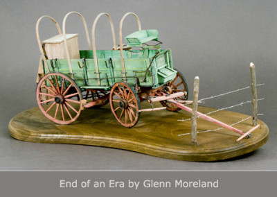 End of an Era by Glenn Moreland