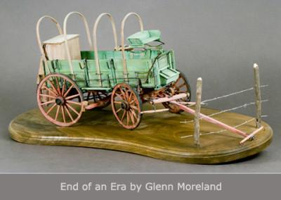 End of an Era by Glenn Moreland