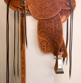 Saddle by Wes Mastic