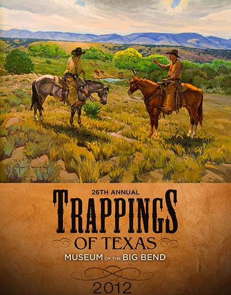 Trappings of Texas Logo