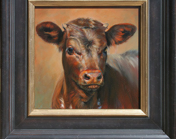 Spring Calf by Teresa Elliott