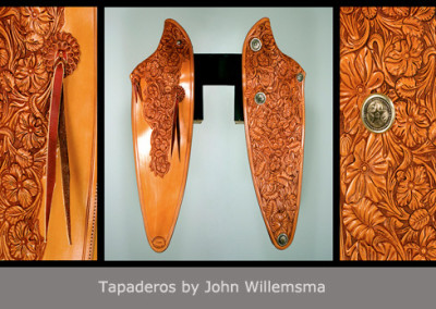 Tapaderos by John Willemsma
