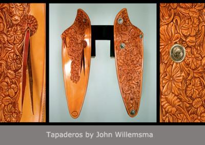 Tapaderos by John Willemsma