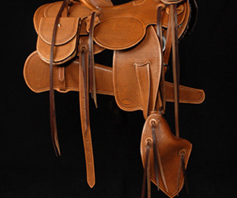 Saddle by Ken Raye