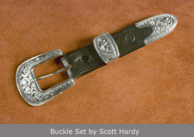 Buckle Set by Scott Hardy
