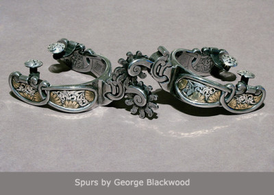 Spurs by George Blackwood