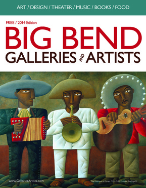 Museum of the Big Bend was recently featured in the Big Bend Galleries & Artists 2014 Edition