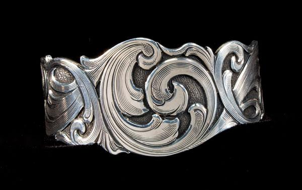 Cuff Bracelet by Matt Litz